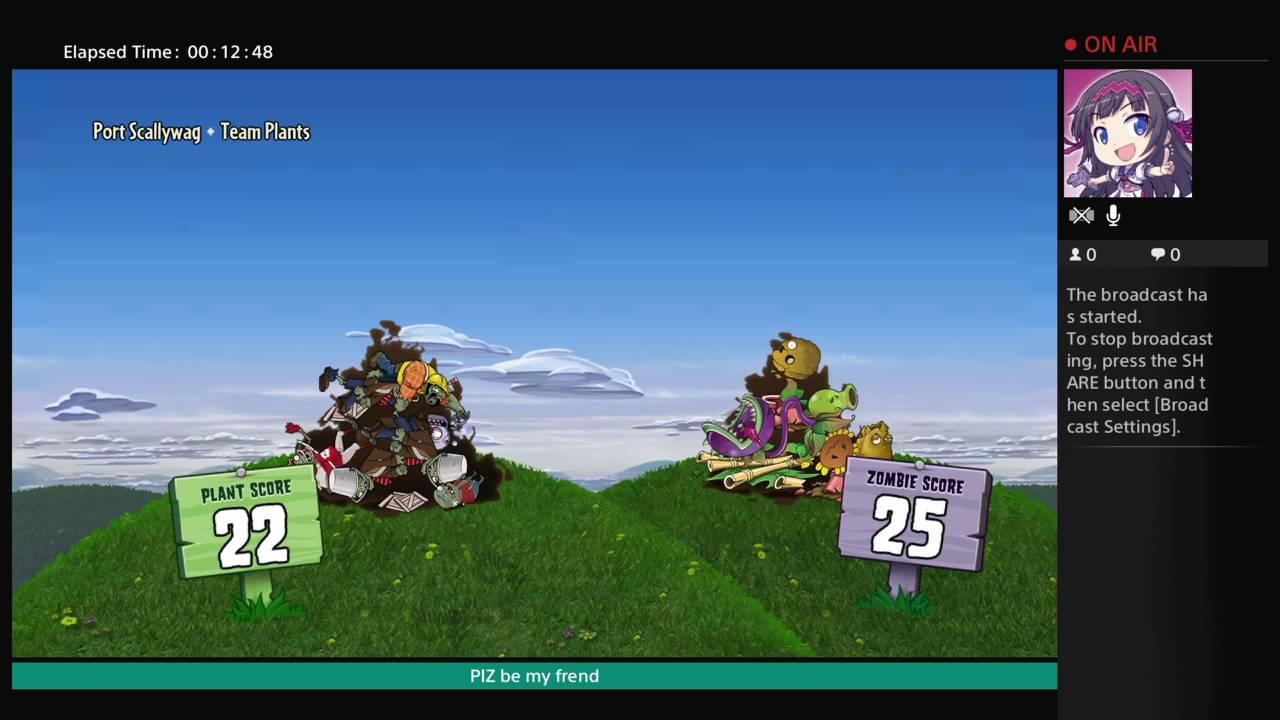 Plants vs zombies garden warfare gameplay livestream 2 o - Plants versus zombies garden warfare ...