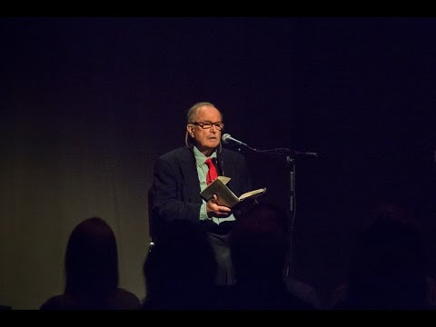 """Alvin Lucier on """"I am sitting in a room"""""""