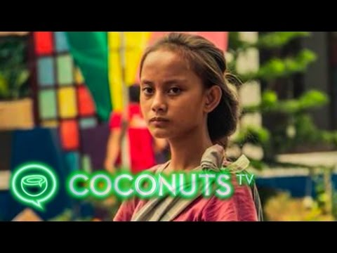 Badjao Girl in the Philippines goes viral, earns scholarship | Coconuts TV