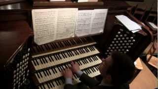 Sir Edward Elgar: Organ Sonata in G major: iv - Presto (commodo) (4/4)