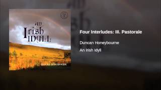 Four Interludes: III. Pastorale