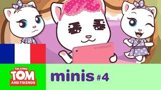 Talking Tom and Friends Minis - La robe parfaite (Épisode 4)