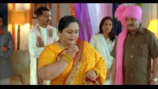 Marathi Movie - Hi Porgi Konachi - 12/12 - Nirmiti Sawant, Arun Nalawade & Kadambari Desai