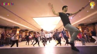 Christos Shakallis Zorba Greek Dance Workshop  | 1.EIDC