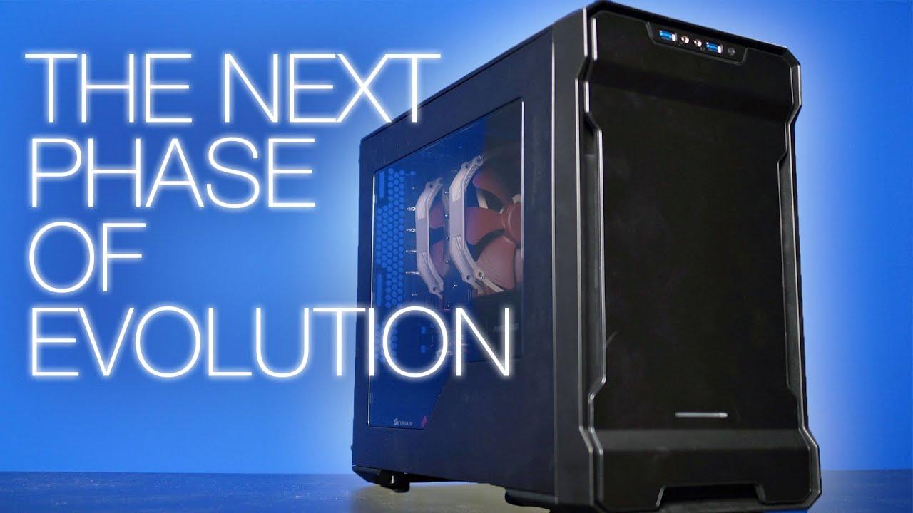 Phanteks Enthoo Evolv ITX - An Excellent Case, Smaller ...