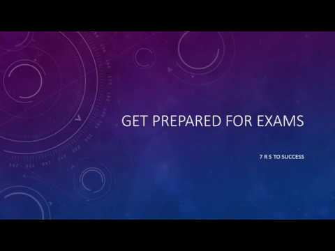 simple 7 steps of preparation  and success in academic and competitive examination