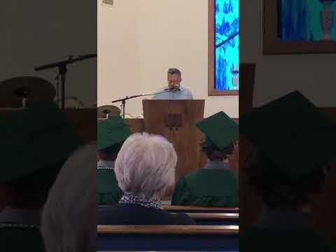 2018 Arborbrook Christian Academy Graduation Address