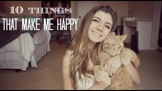 10 Things That Make Me Happy Tag ☯ Thumbnail