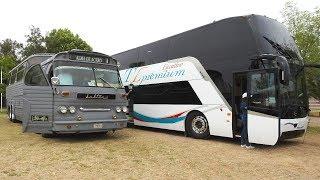 1a. Expo De Autobuses De Colección En Aguascalientes.