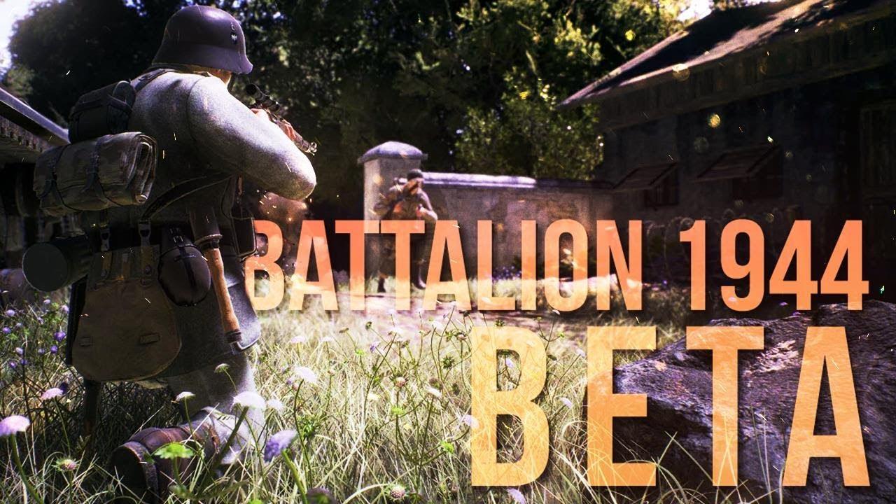 BATTALION 1944 BETA – Triumfalny powrót starej szkoły FPS?