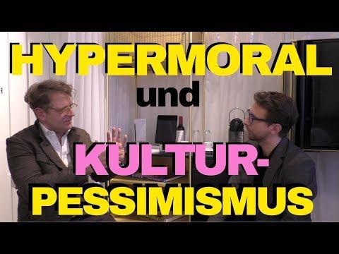 Hypermoral und Kulturpessimismus - Alexander Grau im Gespräch