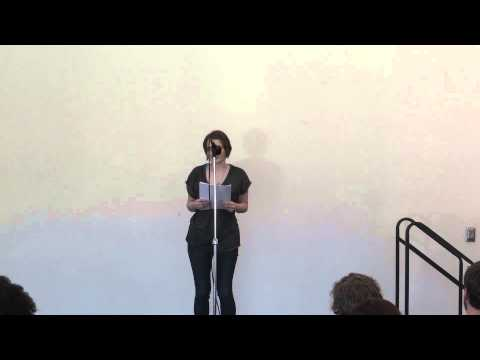 'Grahm Slam' Poetry Session