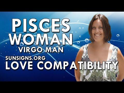 Virgo man dating pisces woman