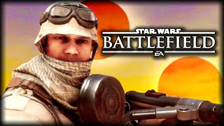 STAR WARS BATTLEFIELD : Battlefield 1 Machinima Film