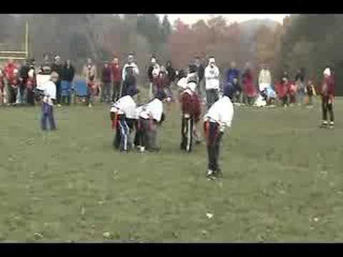 Superbowl 2007 Colts Wildcats Dylan Catch