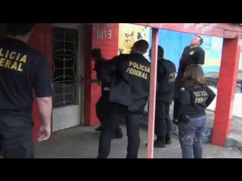 Polícia Federal prende 17 pessoas por pedofilia na internet