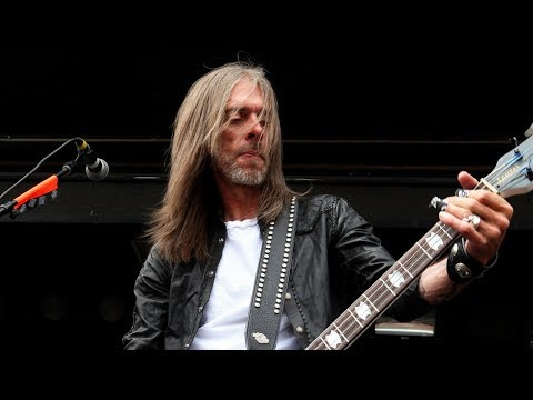 REX BROWN on Debut Solo Album 'Smoke On This', Return To Rock n' Roll, Vocals & Touring (2017)