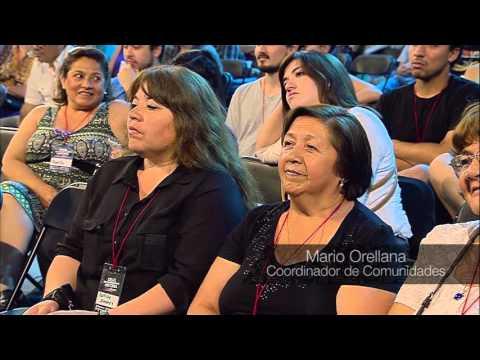 Desde las bases ¡Colaboremos! | Mario Orellana | TEDxLaPincoya