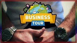 POLAKI ROBAKI CHALLENGE! || BUSINESS TOUR || (z: Bladii, Diabeuu, Kubson)