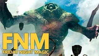 FNM with Force - 5 Color CONTROLLLLL (MTG 2015 Multiplayer)