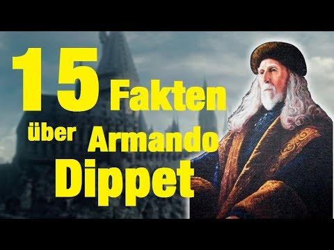 15 FAKTEN über Armando DIPPET