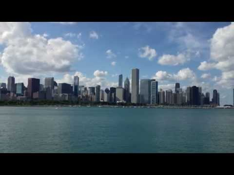 Chicago City Tour ( Illinois - USA ) in Full HD