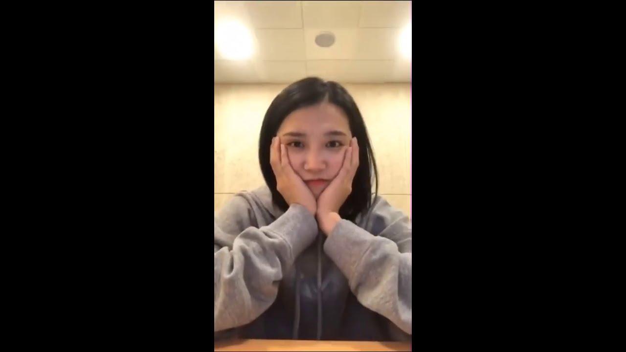 Apink Eunji 鄭恩地 - 小幸運 A Little Happiness【IG Live】 - YouTube