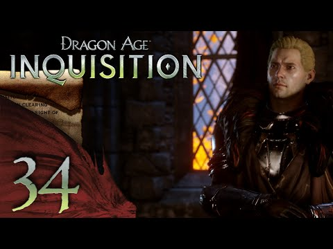 Mr. Odd - Let's Play Dragon Age: Inquisition - Part 34 - Crestwood [Elf Mage]