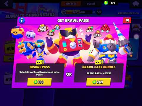 Unlocking the Brawl Pass and Surge |