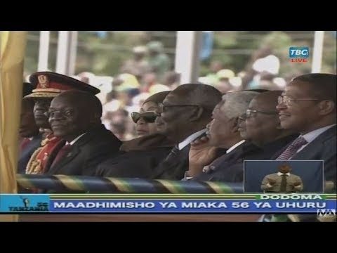 FULL VIDEO: Maadhimisho ya miaka 56 ya Uhuru - DODOMA