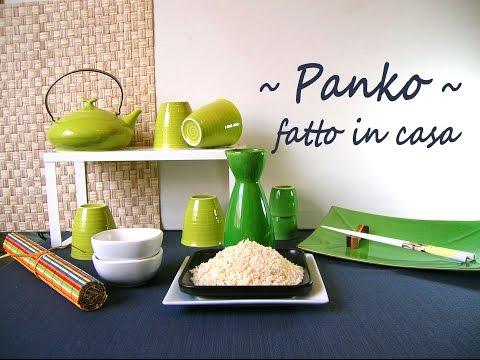 Panko -  Pangrattato Giapponese  Fatto in Casa