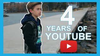 4 YEARS OF YOUTUBE - Johnny Orlando
