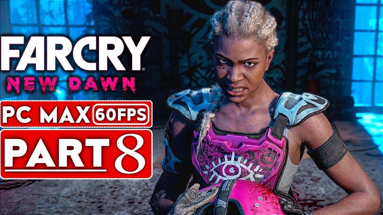 FAR CRY NEW DAWN Gameplay Walkthrough Teil 8 [1080p HD 60FPS PC MAX-Einstellungen] - Kein Kommentar + video