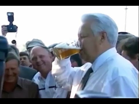 Best of drunk Boris Yeltsin!