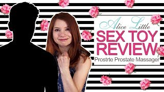 Paloqueth Prostrte Massage II - Sex Toy Review with Alice Little