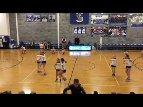 Mars Hill Academy Highlander Heat Jump Rope Team