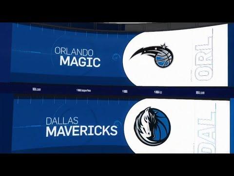 Dallas Mavericks vs Orlando Magic Game Recap | 12/10/18 | NBA