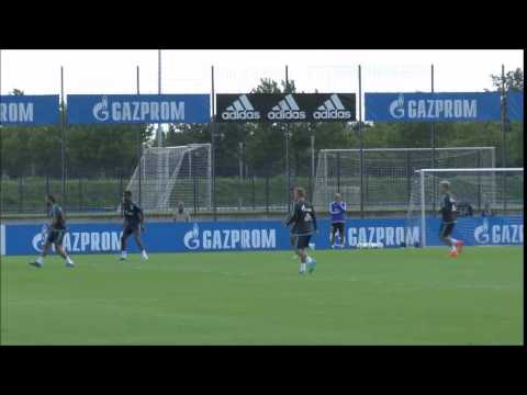 FC Schalke 04 Training 25 August 2015