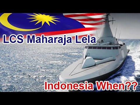 Malaysia's Latest Stealth Boat