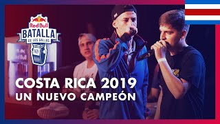 Final Nacional Costa Rica 2019 en vivo | Red Bull Batalla de los Gallos