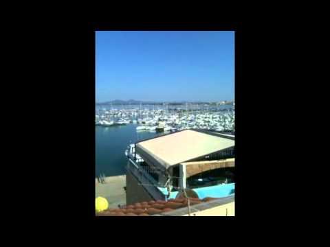 La Terrazza sul Porto Alghero - YouTube