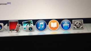 Остаточное изображение на MacBook Pro Retina(Купить официальный MacBook Pro Retina 13