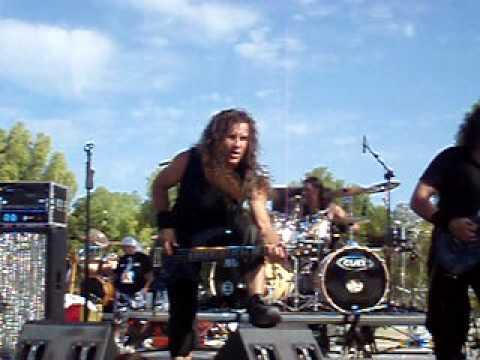 Leyendas del rock 2009 Saratoga Dueño del aire