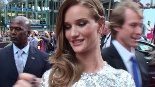 Rosie Huntington-Whiteley  in Berlin (Transformers 3: Dark of the Moon European Premiere)