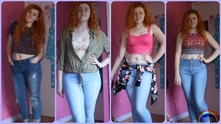 How To Style | Crop Tops