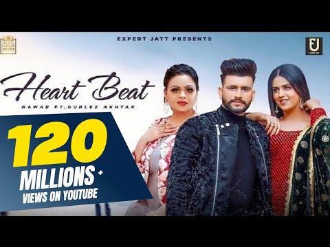 Heart Beat | Nawab | Gurlez Akhtar | Pranjal Dahiya | Desi Crew | Latest Punjabi Songs 2021 - Expert Jatt