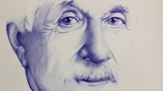 Einstein stylo bille