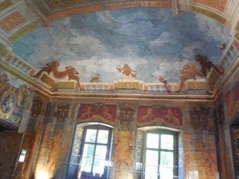 Tour the Luxurious Hellbrunn Palace Rooms Salzburg, Austria