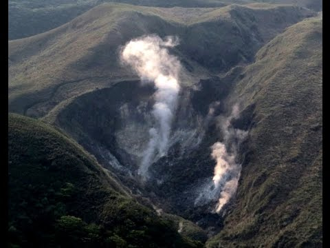 Taiwan Volcanic Steam Vent Activity Increases as Japan erupts | Mini Ice Age 2015-2035 (151)