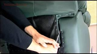 La-z-boy Manual Recliner Assembly Instructions
